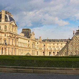 Париж Лувр аудиогид