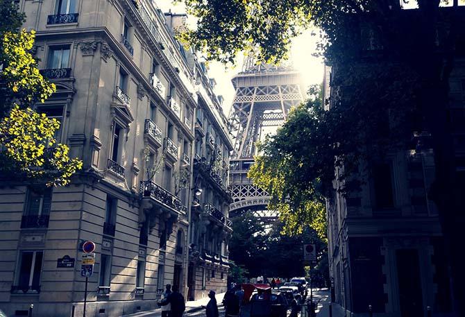 достопримечательности Парижа самостоятельно