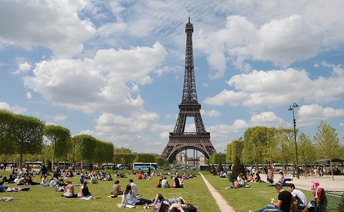 Париж самостоятельно: советы и секреты