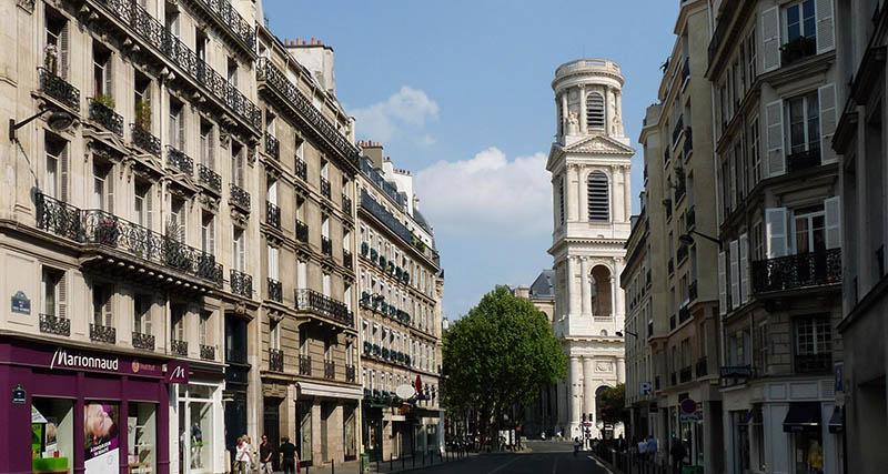 Париж аудиогид бесплатно Сен Жермен