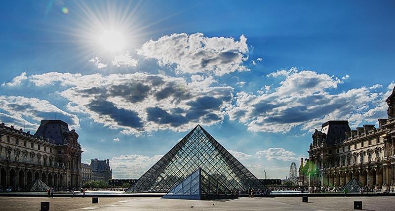 аудиогид Париж Лувр