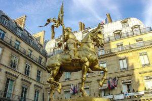 что посмотреть в центре Парижа достопримечательности на карте
