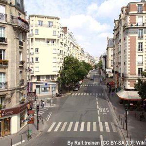 красивые улицы Парижа экскурсия