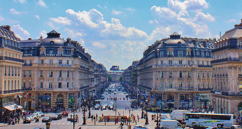 Маршруты по Парижу аудиогид