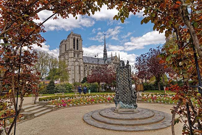 Необычный Париж что посмотреть