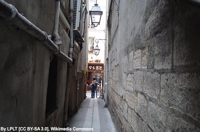 Неизвестный Париж что посмотреть