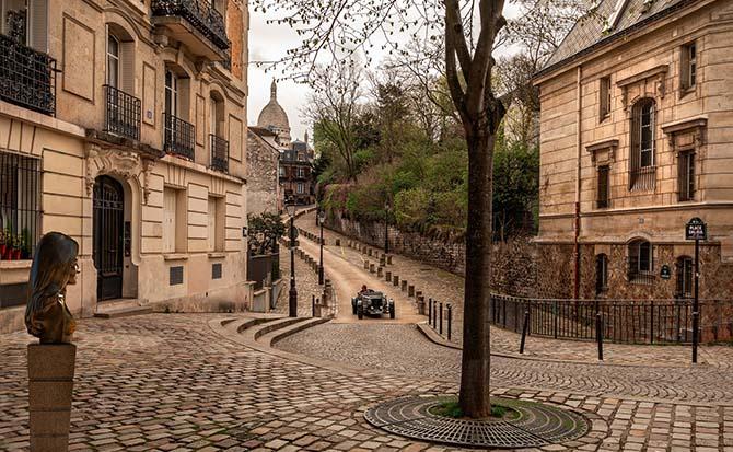 Интересные места Парижа неизвестные