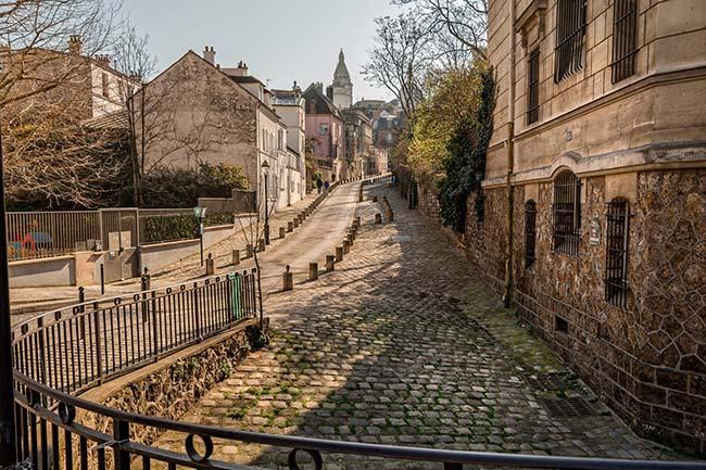 интересные места Париж неизвестный