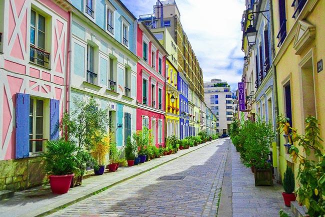 интересные места Парижа что посмотреть