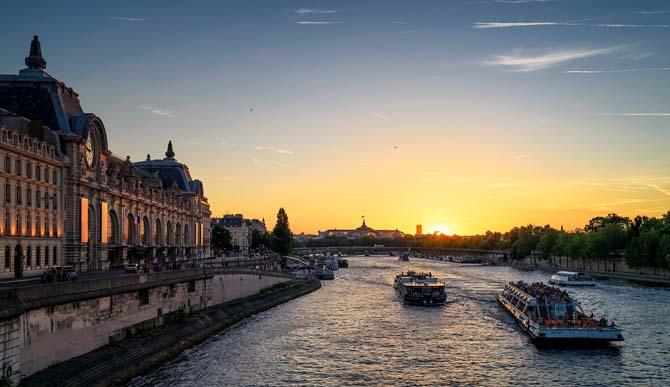 чем заняться в Париже 7 дней