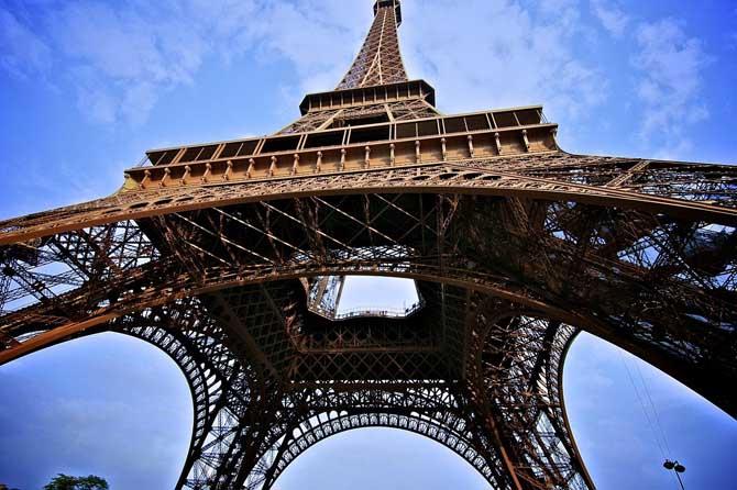 4 дня в Париже что посмотреть
