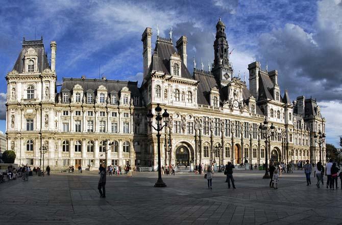 интересные места в Париже что посмотреть за неделю