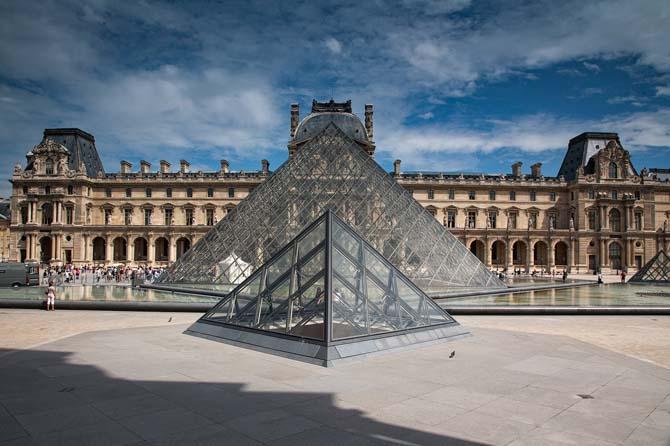 достопримечательности Парижа за 7 дней