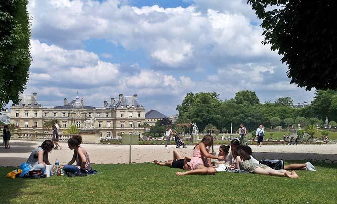 7 дней в Париже план поездки и советы