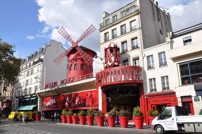 что посмотреть в Париже за неделю советы