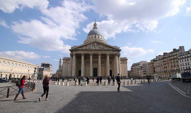 достопримечательности Парижа 7 дней чем заняться