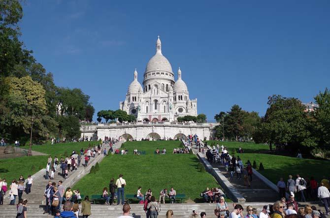 что посмотреть в Париже за 7 дней достопримечательности