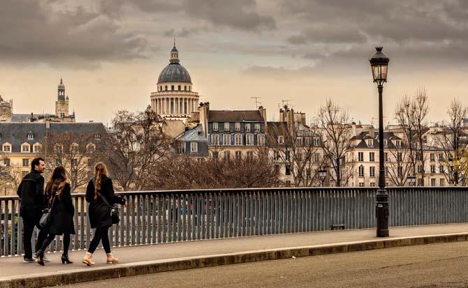 что посмотреть в Париже за неделю маршрут
