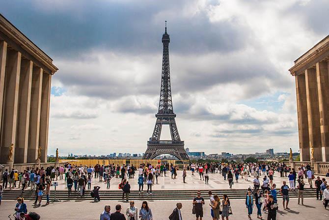 Самые красивые площади Парижа где погулять