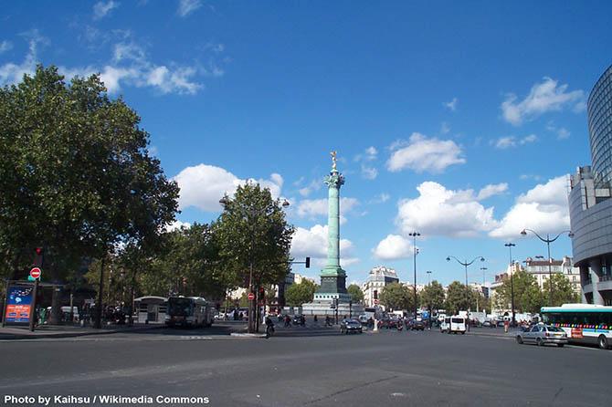 Лучшие площади Парижа что посмотреть