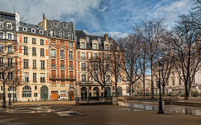 где погулять в Париже - красивые улицы и площади