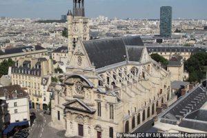церкви Парижа аудиогид Латинский квартал