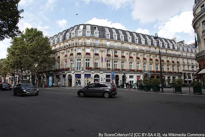 лучшие улицы и бульвары Парижа