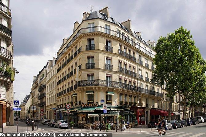 где погулять в Париже что посмотреть