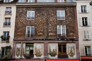 Париж красивые дома путеводитель