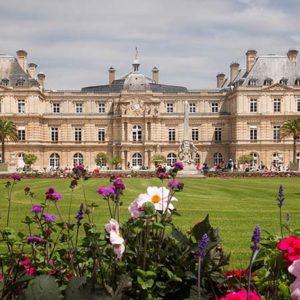 Париж Люксембургский сад аудиогид