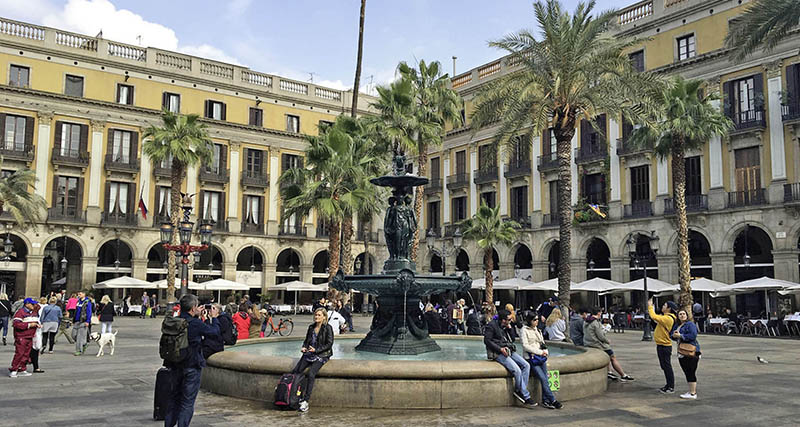 Барселона аудиогид - экскурсия по Готическому кварталу