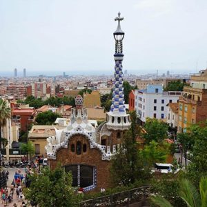 парк Гуэль аудиогид - Гауди Барселона