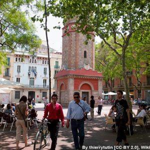 необычные достопримечательности Барселоны экскурсия с аудиогидом