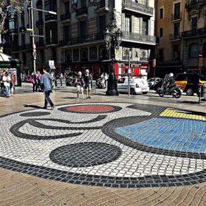 Рамбла Барселона аудиогид путеводитель