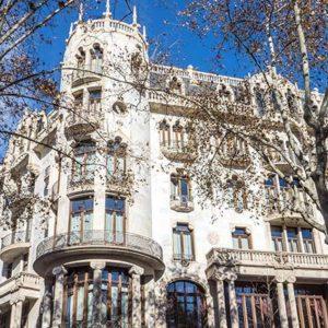 Барселона архитектура интересные достопримечательности аудиогид