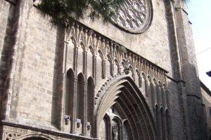 Собор Барселона Готический квартал