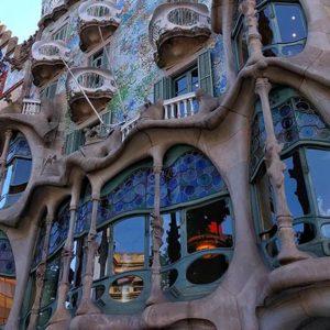 Дом Бальо - Гауди Барселона аудиогид