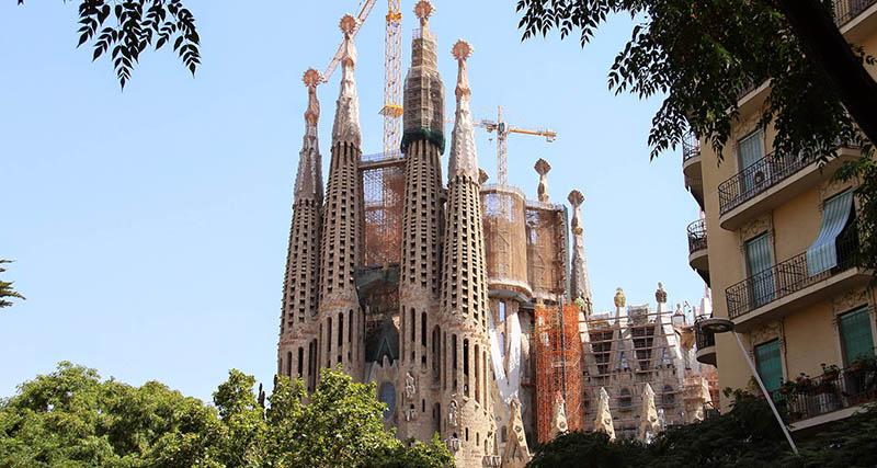 Барселона аудиогид и путеводитель Собор Святого Семейства