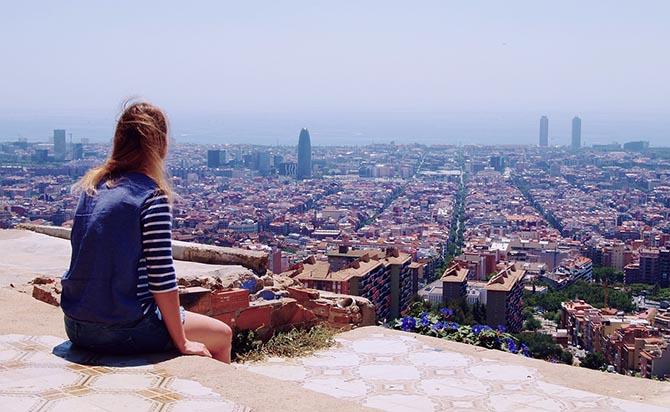 районы Барселоны самостоятельно