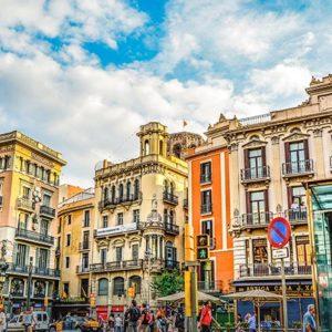 бульвар Рамбла Барселона аудиогид