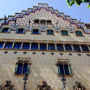 красивые дома достопримечательности Барселоны путеводитель