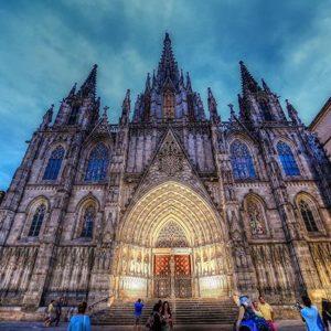 кафедральный собор Барселоны - готический путеводитель