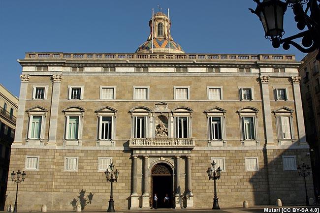 достопримечательности Барселона Готический