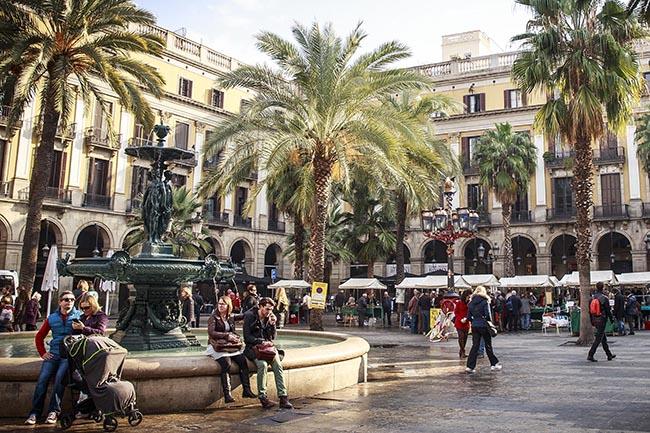аудиогид Барселона Готический квартал