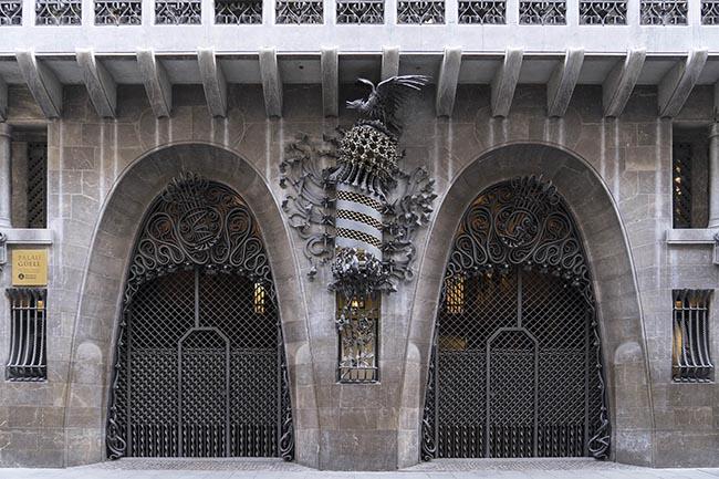 Гауди Барселона достопримечательности