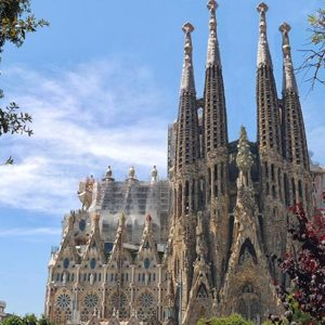 Саграда Фамилия аудиогид - Храм Святого Семейства (Sagrada Família)