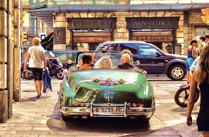 Барселона советы туристам секреты