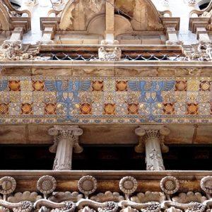 архитектура Барселона аудиогид путеводитель