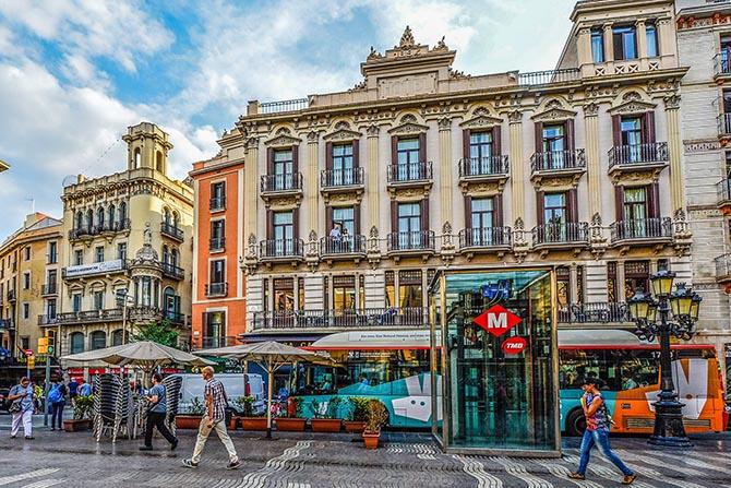 самостоятельная поездка Барселона советы бывалых