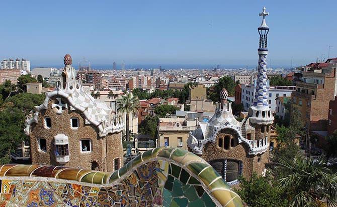 Барселона самостоятельно что посмотреть